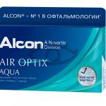 Air Optix Aqua 6pk