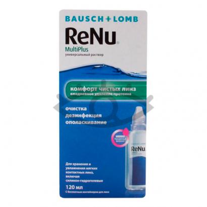 ReNu MultiPlus, 120 мл.