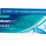 Dailies AquaComfort Plus Astigmatism 30pk